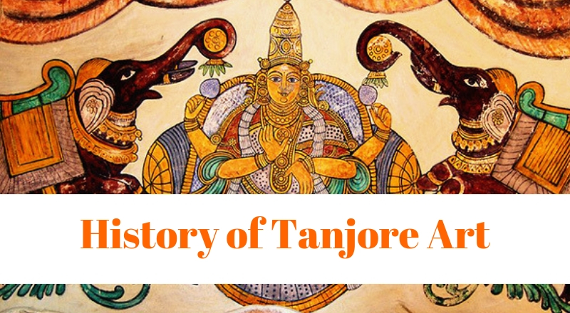 History of Tanjore Art