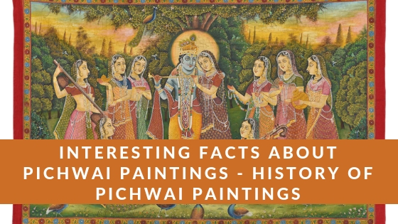 History of Pichwai Paintings