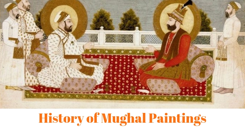 History of Mughal Paintings