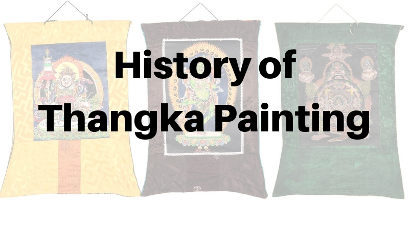 History of Thangka Painting – paintinghistory.in